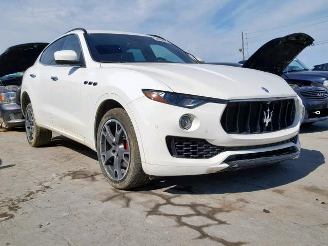 click here to view 2017 MASERATI LEVANTE SP at IBIDSAFELY
