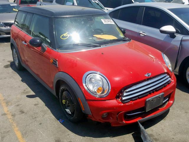 click here to view 2013 MINI COOPER CLU at IBIDSAFELY