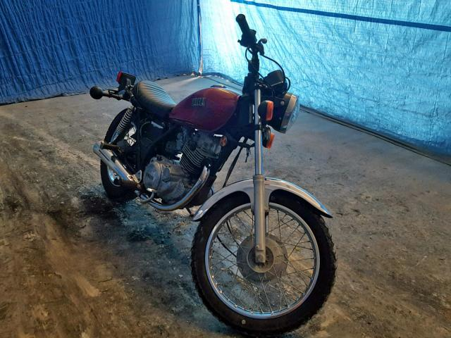 Yamaha Motorcycle salvage cars for sale: 1980 Yamaha Motorcycle