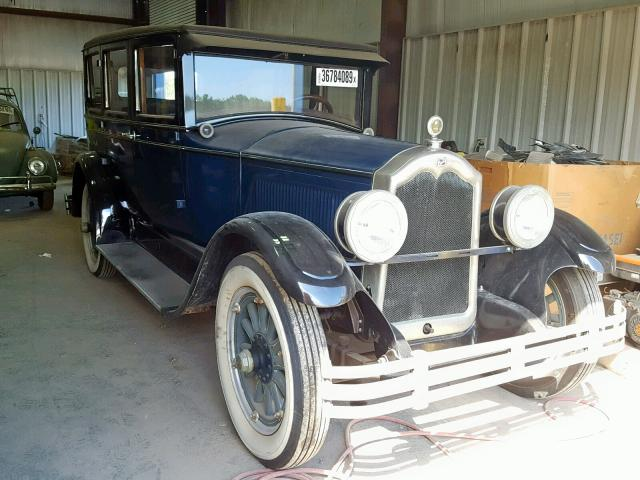 1926 BUICK 4DR