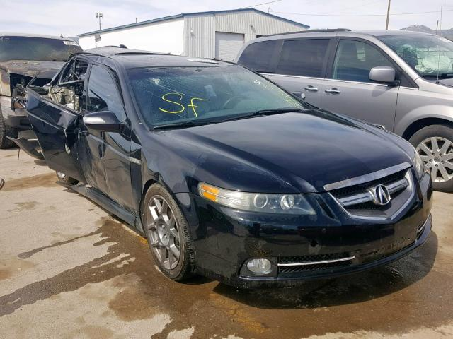 2008 Acura Tl Type S 3 5L 6 for Sale in North Salt Lake UT - Lot: 38744869