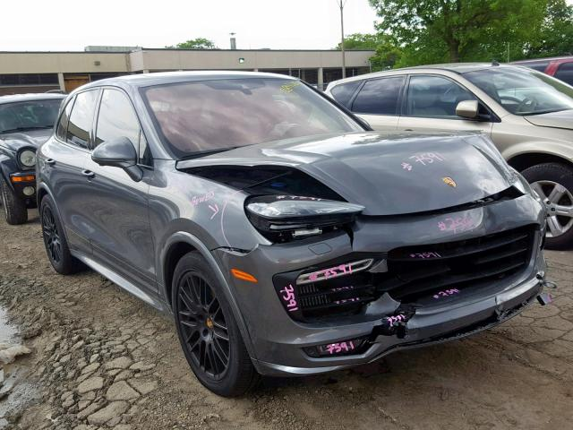 click here to view 2018 PORSCHE CAYENNE GT at IBIDSAFELY