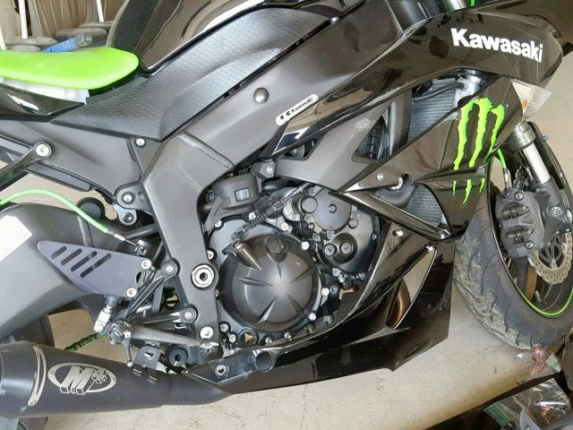 2009 Kawasaki Zx600 R 4 for Sale in Indianapolis IN - Lot: 39158069