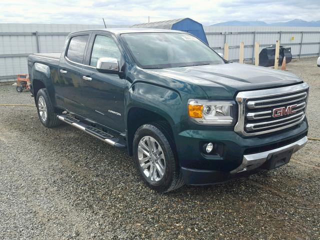 click here to view 2016 GMC CANYON SLT at IBIDSAFELY