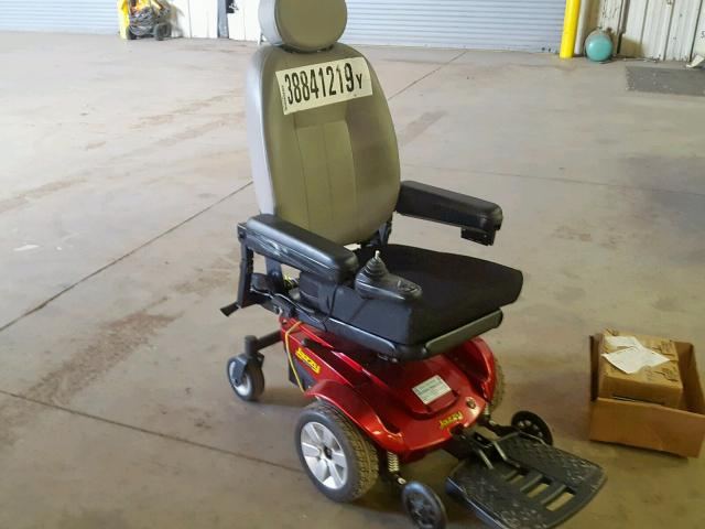 click here to view 2000 JAZZY WHEELCHAIR at IBIDSAFELY