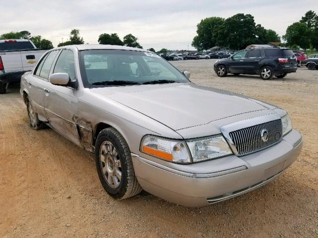 click here to view 2005 MERCURY GRAND MARQ at IBIDSAFELY