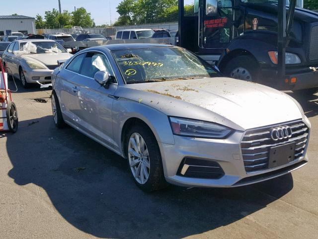 Car Auctions Ny >> 2018 Audi A5 Premium Photos Ny Long Island Salvage Car Auction