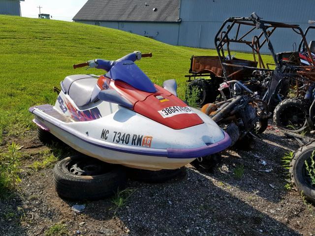 Salvage 1997 Kawasaki JETSKI for sale