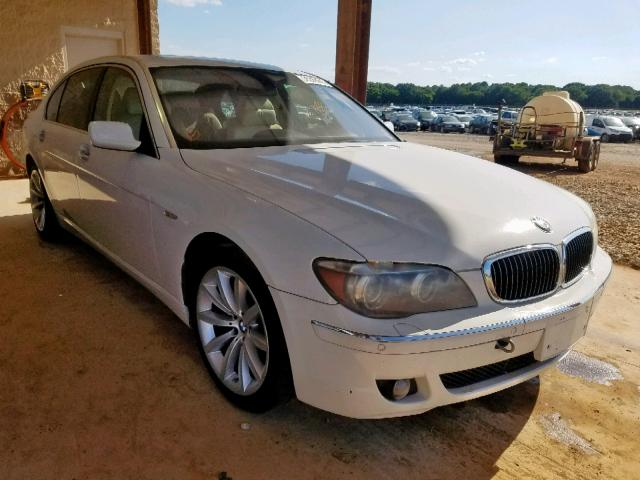 click here to view 2008 BMW 750 LI at IBIDSAFELY