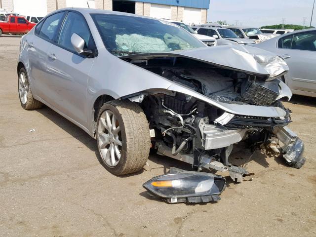 Salvage 2013 Dodge DART SXT for sale