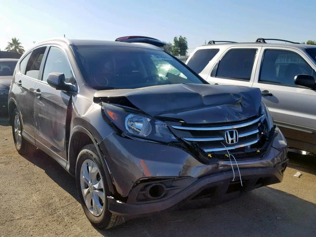 Honda CR-V EXL salvage cars for sale: 2014 Honda CR-V EXL