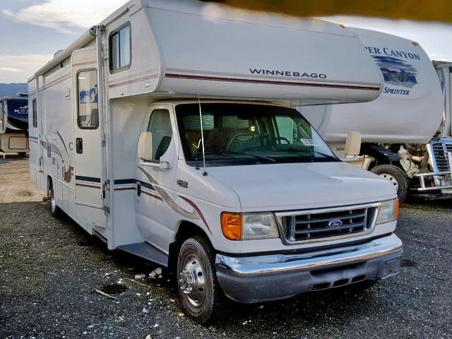 click here to view 2006 WINNEBAGO CHALET at IBIDSAFELY