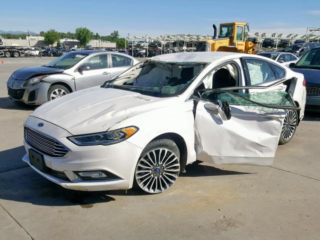 2017 FORD FUSION SE Photos | CO - DENVER SOUTH - Salvage Car Auction