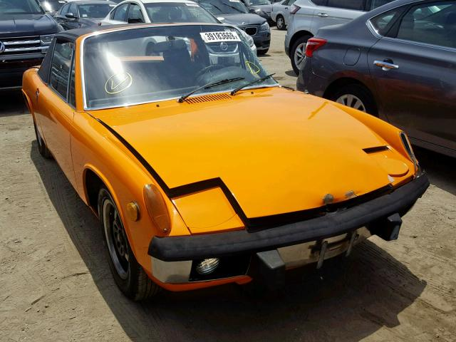 click here to view 1973 PORSCHE 914 at IBIDSAFELY
