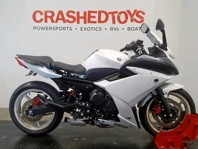 click here to view 2012 YAMAHA FZ6 R at IBIDSAFELY