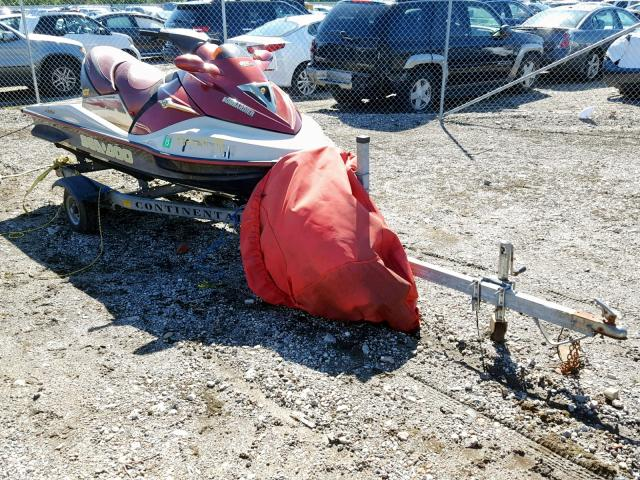 2002 Seadoo GTX 4-TEC Boat for Sale from Copart