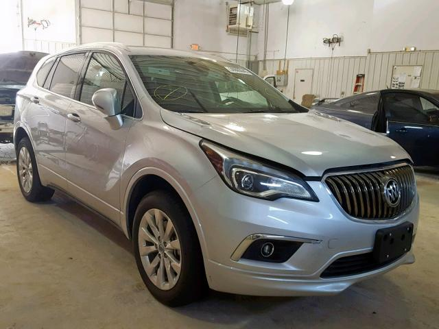 click here to view 2017 BUICK ENVISION E at IBIDSAFELY