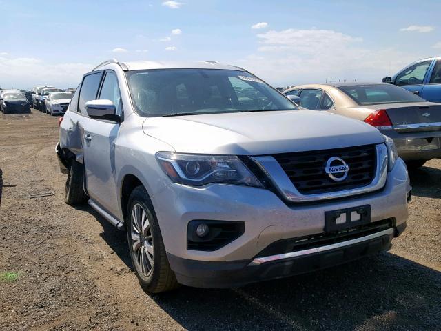 2018 Nissan Pathfinder 3 5L 6 in CO - Denver