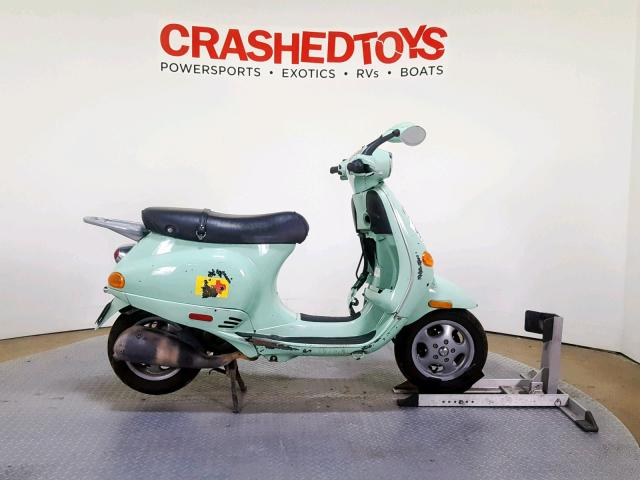 click here to view 2001 VESPA C161C at IBIDSAFELY