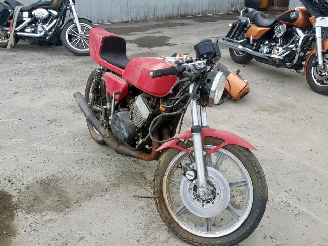 1978 YAMAHA MOTORCYCLE