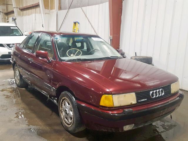 1991 AUDI 90 QUATTRO
