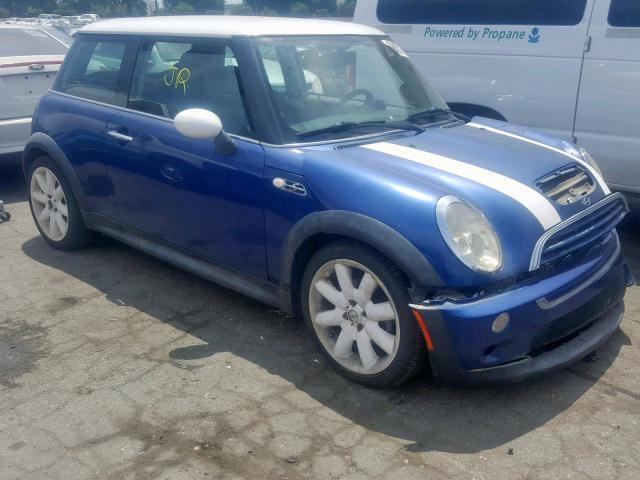 click here to view 2003 MINI COOPER S at IBIDSAFELY