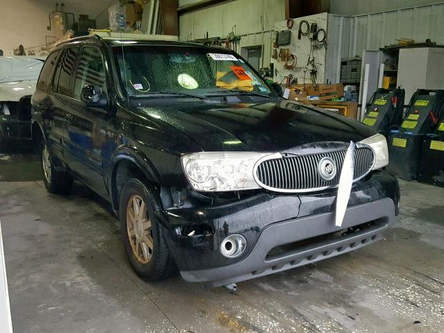 Salvage 2004 Buick RAINIER CX for sale