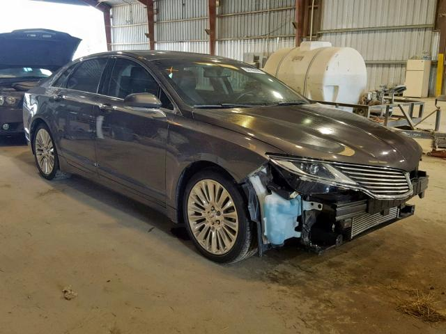 click here to view 2016 LINCOLN MKZ at IBIDSAFELY