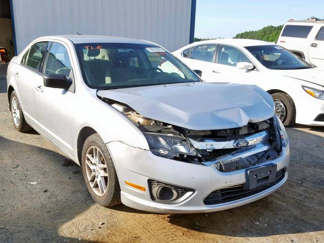 Salvage 2011 Ford FUSION S for sale
