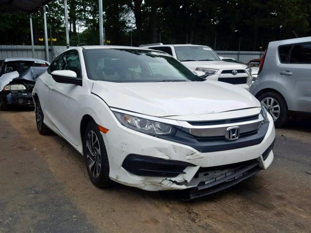 Salvage 2017 Honda CIVIC LX for sale