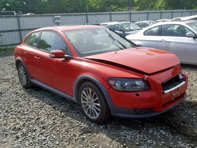 Volvo C30 For Sale >> Mv907a Salvage Certificate 2010 Volvo C30 Hatchbac 2 5l 5 For Sale