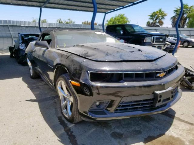 click here to view 2015 CHEVROLET CAMARO 2SS at IBIDSAFELY