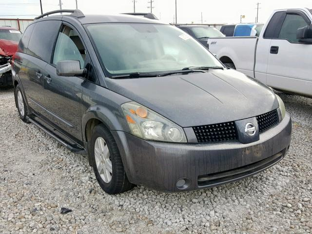 click here to view 2005 NISSAN QUEST S at IBIDSAFELY