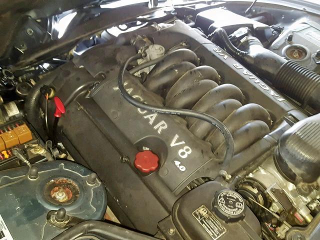 2000 Jaguar XK8 4 0L 8 للبيع في Eldridge IA - Lot: 39163069