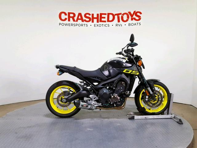 click here to view 2016 YAMAHA FZ09 at IBIDSAFELY