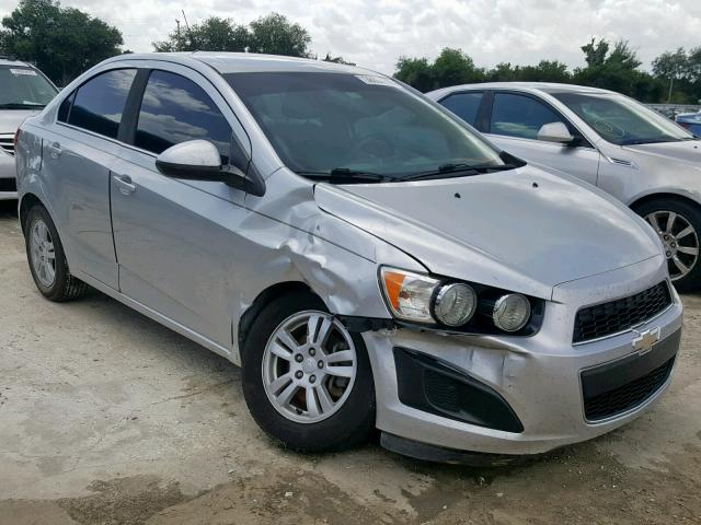 2013 Chevrolet Sonic Lt 1 8l 4 For Sale In Riverview Fl Lot 38854699