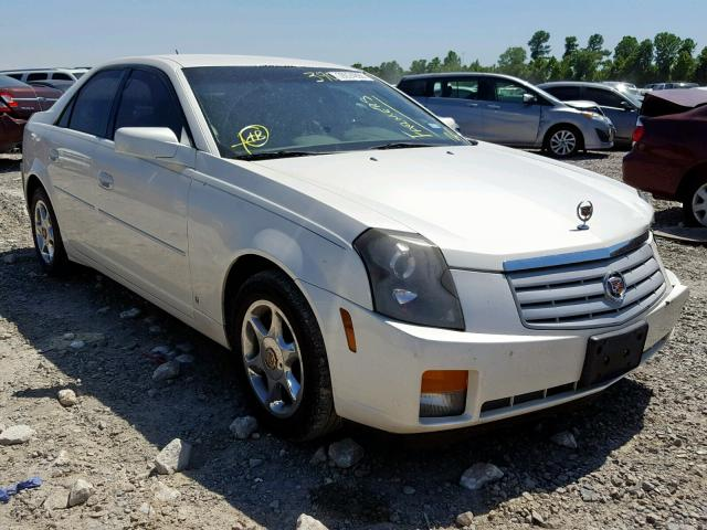 Salvage 2007 Cadillac CTS HI FEA for sale
