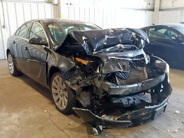 2011 BUICK REGAL CXL Photos | OR - PORTLAND SOUTH - Salvage Car