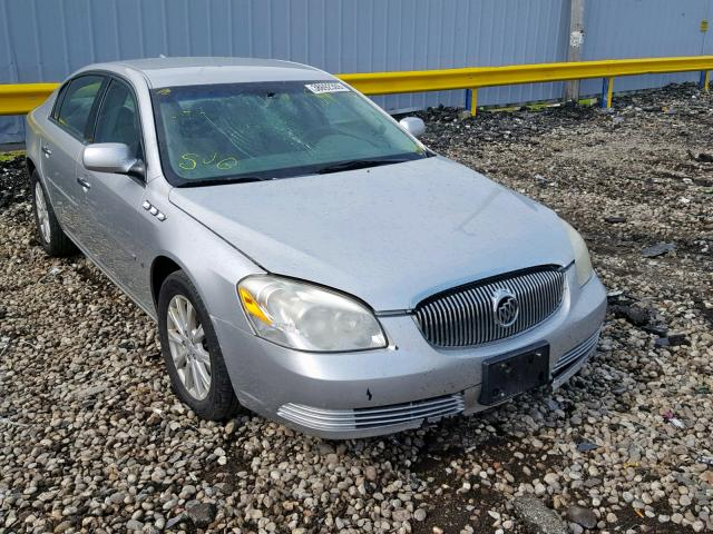 Salvage 2009 Buick LUCERNE CX for sale