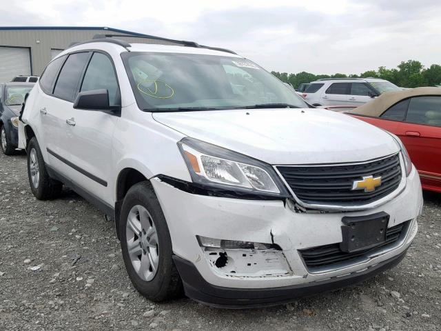 click here to view 2017 CHEVROLET TRAVERSE L at IBIDSAFELY
