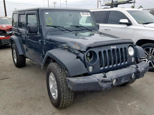 click here to view 2016 JEEP WRANGLER U at IBIDSAFELY