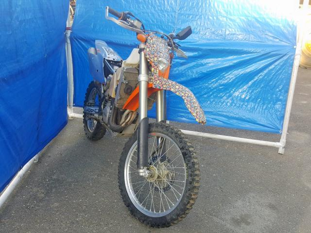 click here to view 2004 KTM 520 EXC at IBIDSAFELY