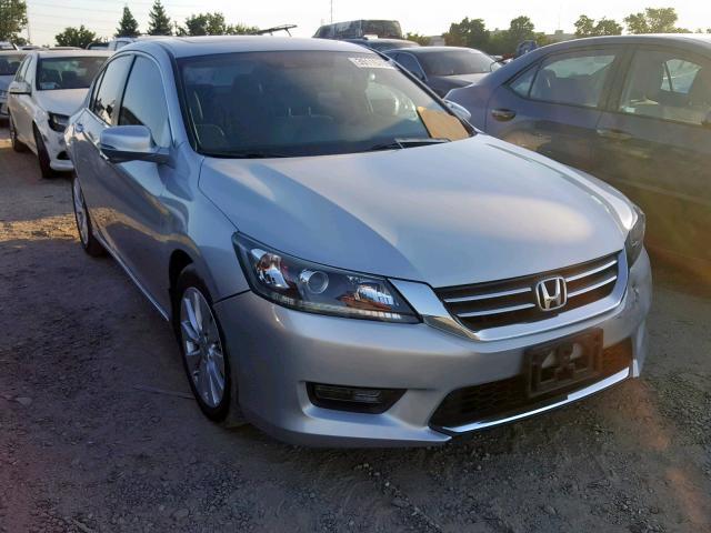 Salvage 2014 Honda ACCORD EXL for sale