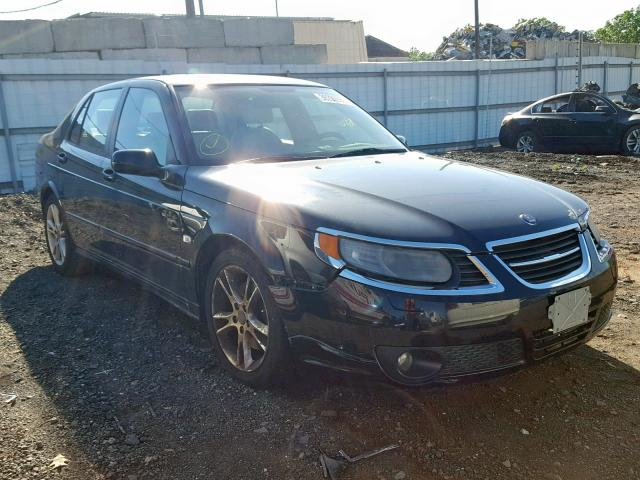 Salvage 2007 Saab 9-5 2.3T for sale