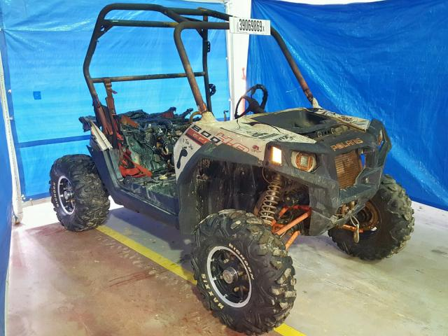 Polaris RZR 800 S salvage cars for sale: 2013 Polaris RZR 800 S