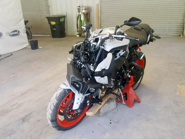 2019 Yamaha Mt10 4 for Sale in Hurricane WV - Lot: 39262459