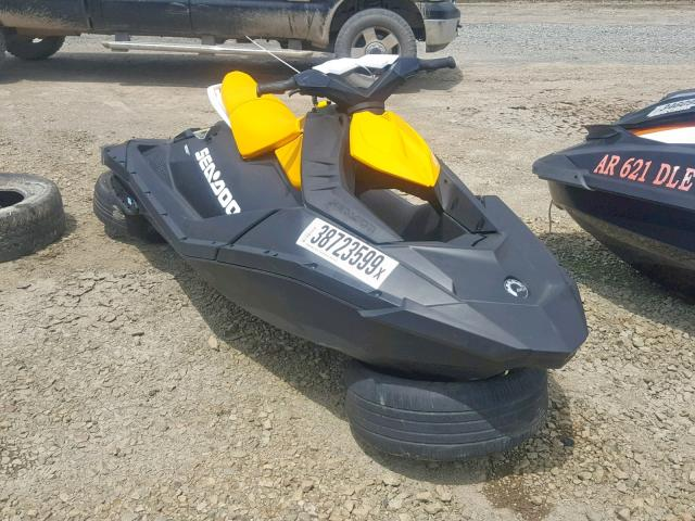 Seadoo Spark salvage cars for sale: 2019 Seadoo Spark