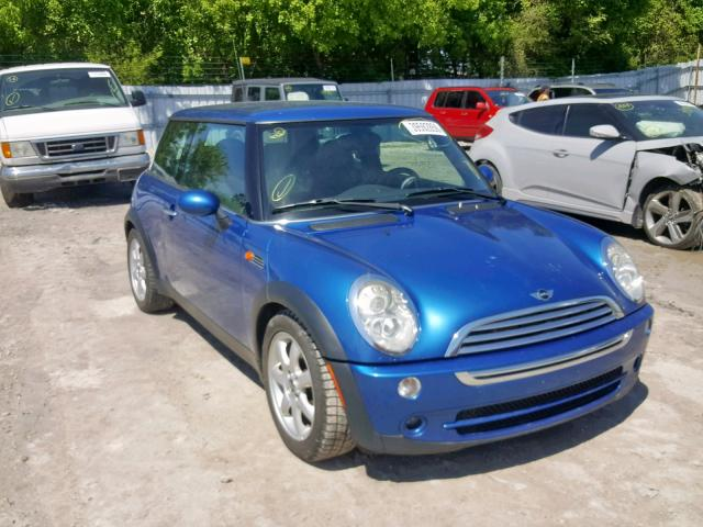 click here to view 2006 MINI COOPER at IBIDSAFELY
