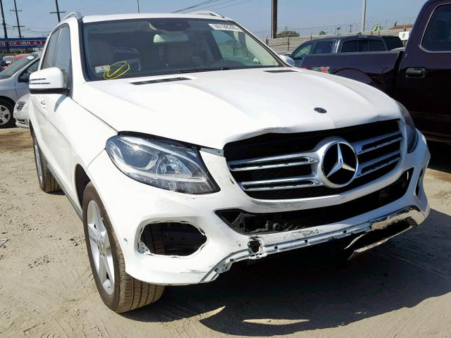 click here to view 2018 MERCEDES-BENZ GLE 350 4M at IBIDSAFELY