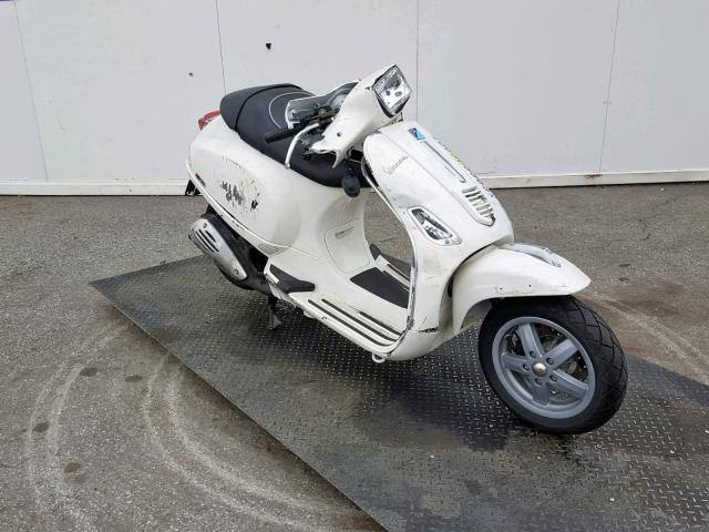click here to view 2009 VESPA LX 150 at IBIDSAFELY